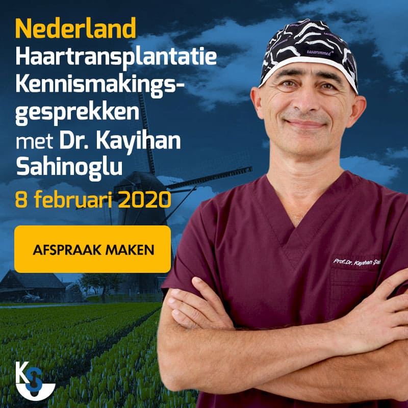 DR. KAYIHAN SAHINOGLU ONTMOETEN? 8 FEBRUARI 2020 IS HIJ WEER IN NEDERLAND!